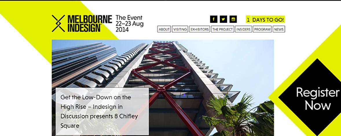 Melbourne In Design 2014
