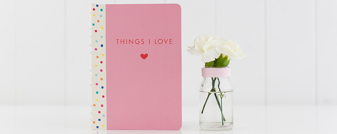 Things I Love Journal