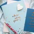 kikki.K x Dark Blue Stripes