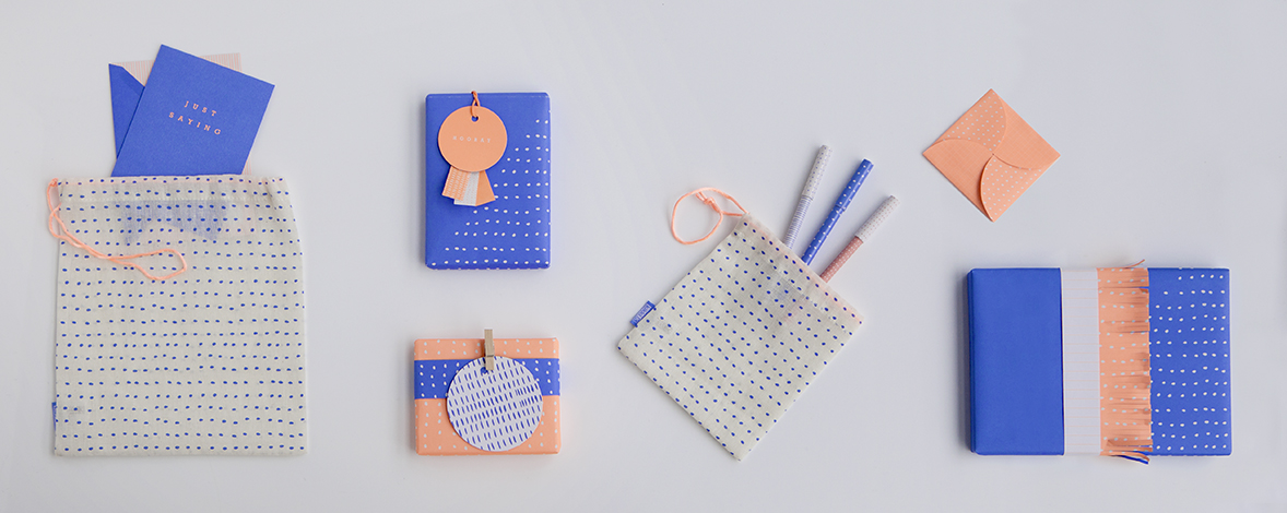 3 Beautiful Gift Wrapping Ideas using our Make Your Mark Collection