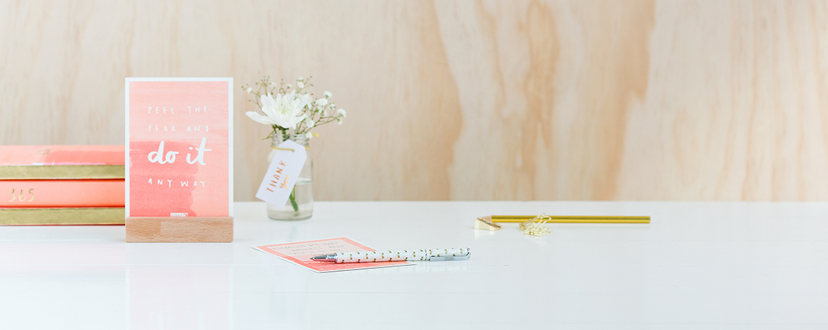Be Brave with the gorgeous new kikki.K collection