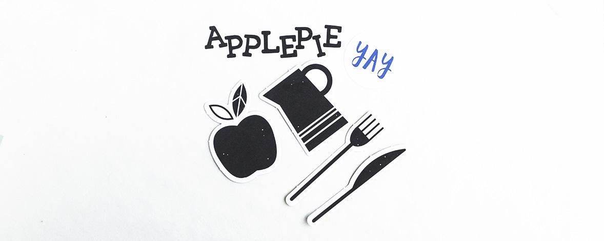 Seriously Becca's Apple Tart Recipe