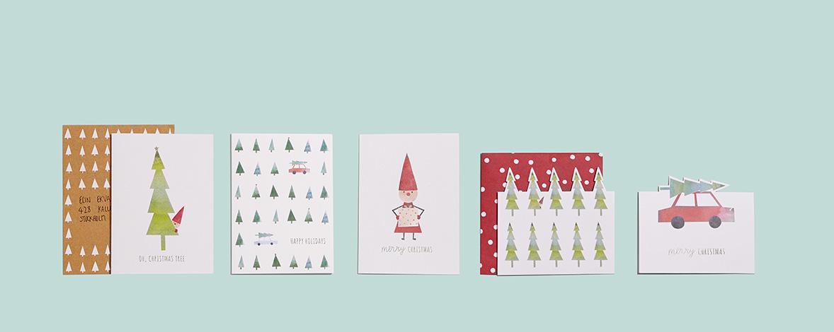 kikki.K Christmas Cards