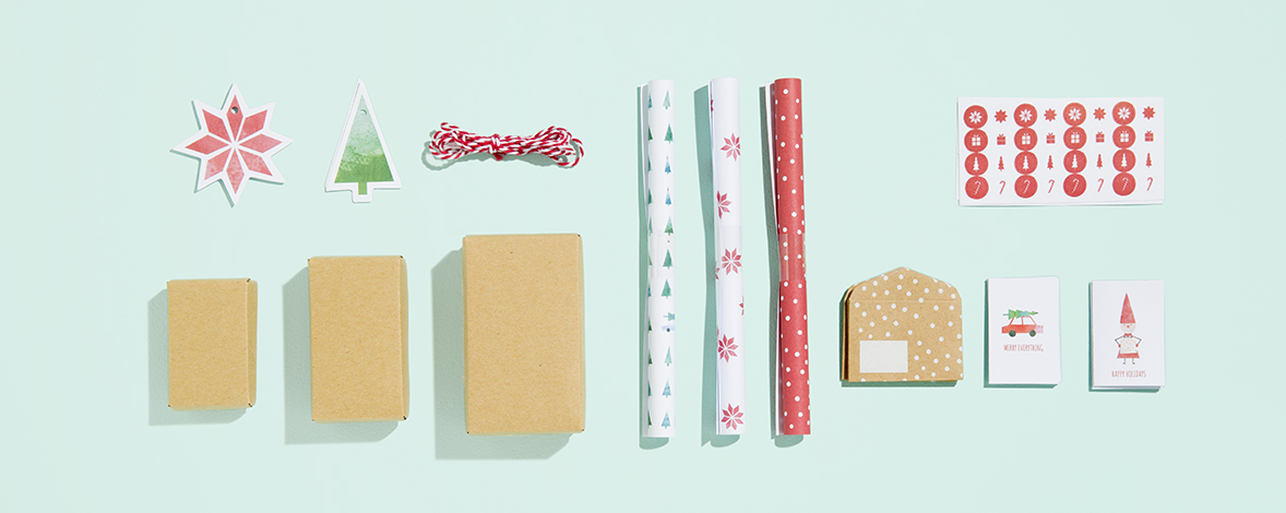 Add Some Cute with our Mini Wrapping Kit