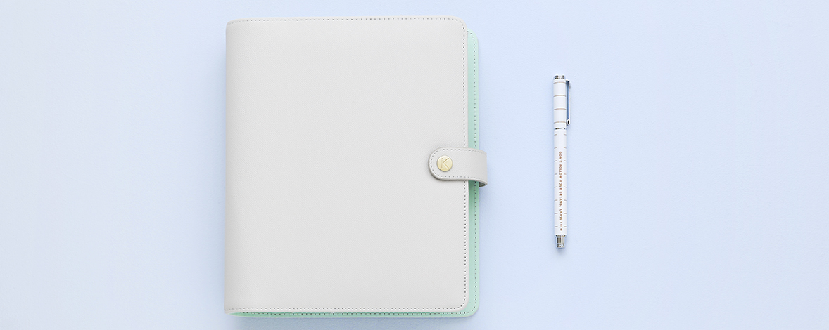 How to use your kikki.K Wellness Planner