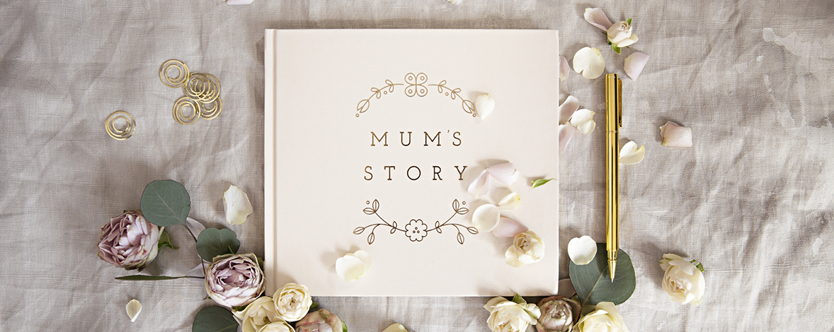 Discover the kikki.K Mum's Story Book for Mother's Day