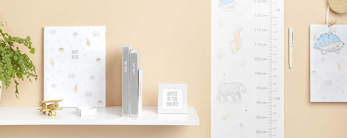 Say Hello World with the new kikki.K Baby Collection