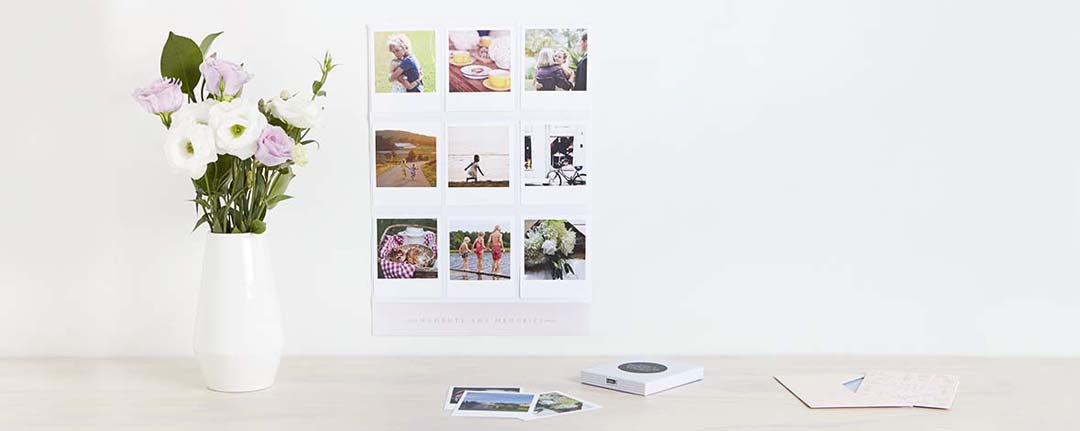 Discover this gorgeous gift idea using Instagram Prints