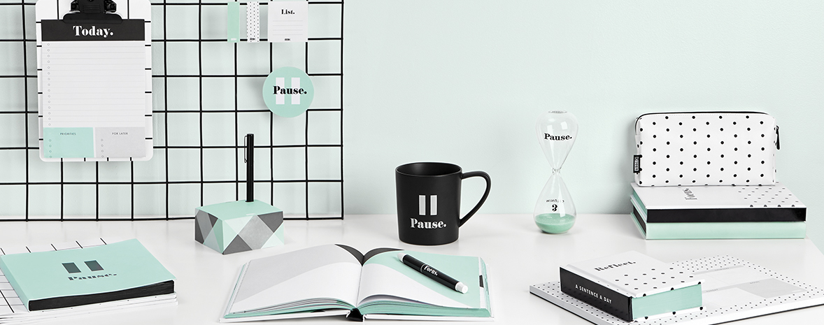 Discover the kikki.K Pause Collection