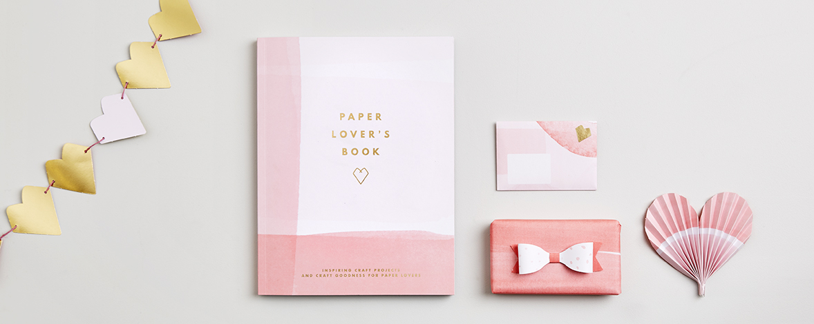 Discover our Paper Lover's Book
