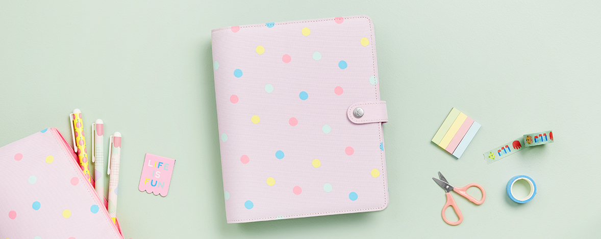 Decorate your kikki.K Planner with these cute ideas