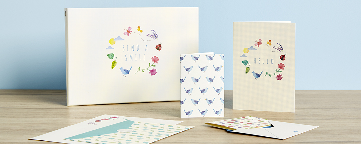 Embrace the art of letter writing with these ideas