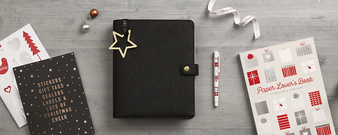 Get organised for Christmas with your kikki.K Planner
