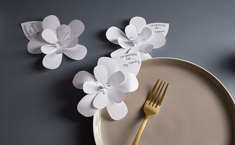 Download this Thanksgiving place setting