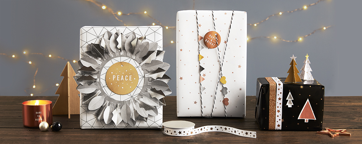 Discover our favourite wrapping ideas