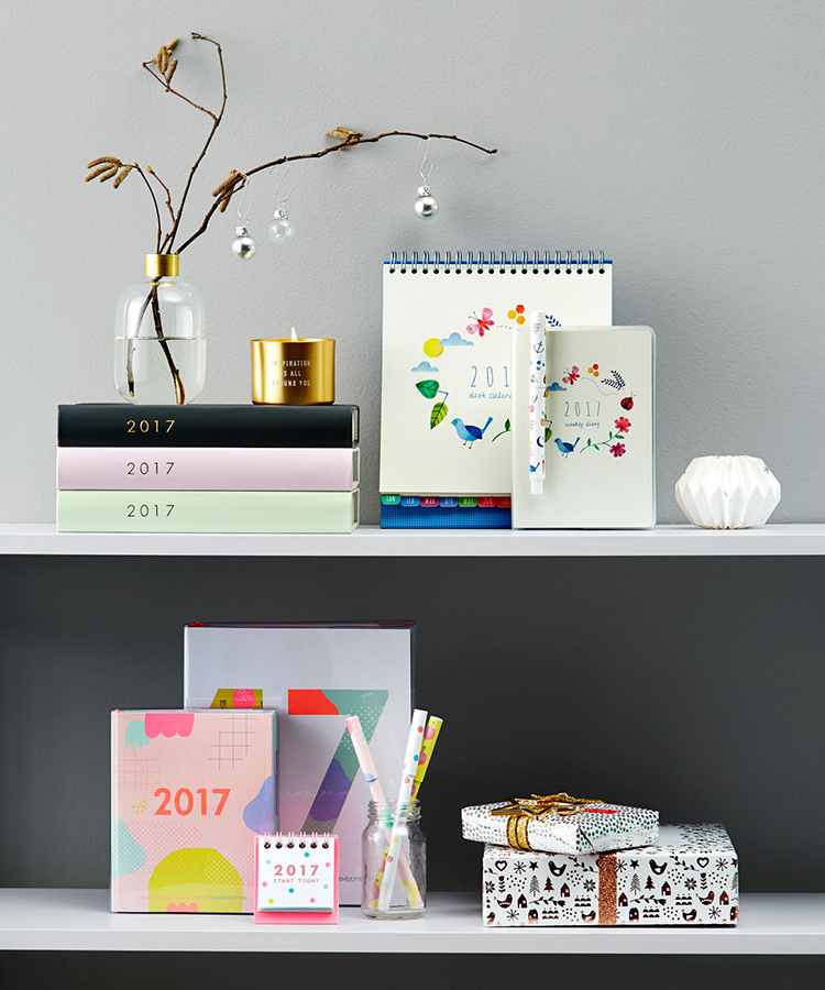 Organisation tips for 2017