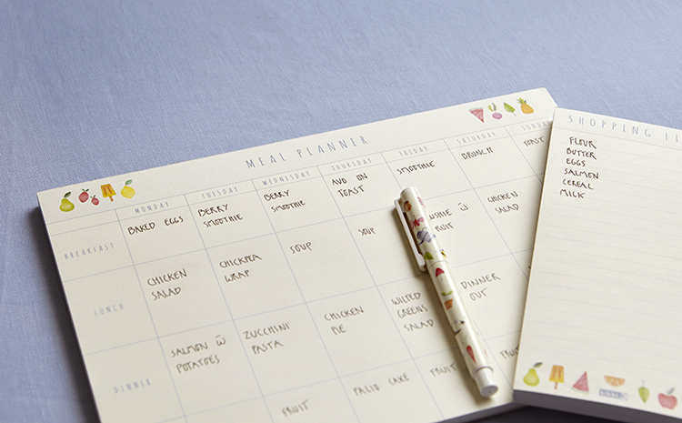 Discover these meal planning tips