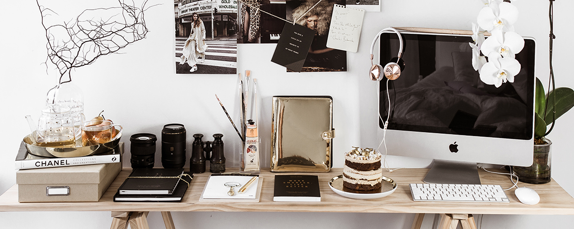 Discover these desk makeovers