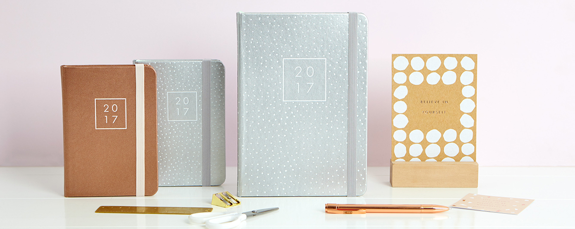 How to decorate and organise your diary