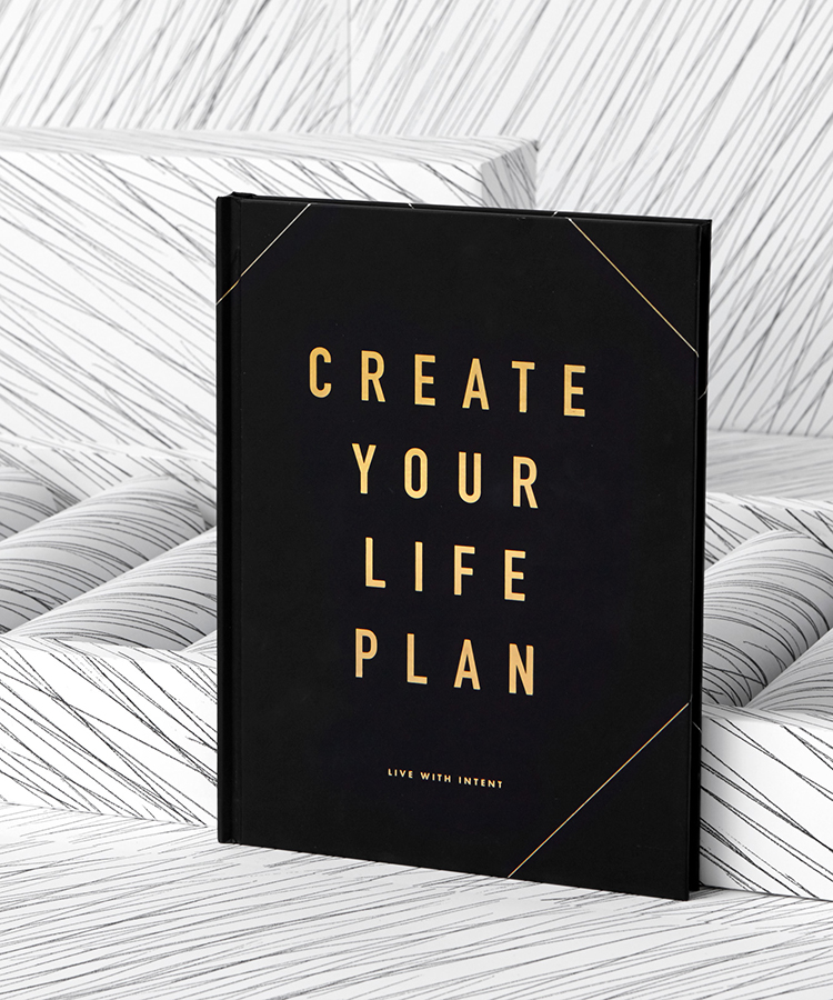 Be inspired to create your life plan