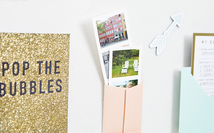 How to set up your Vision Board