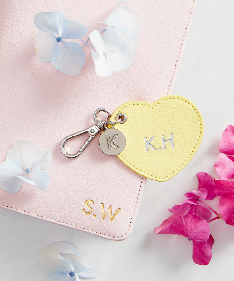 Win a monogrammed planner