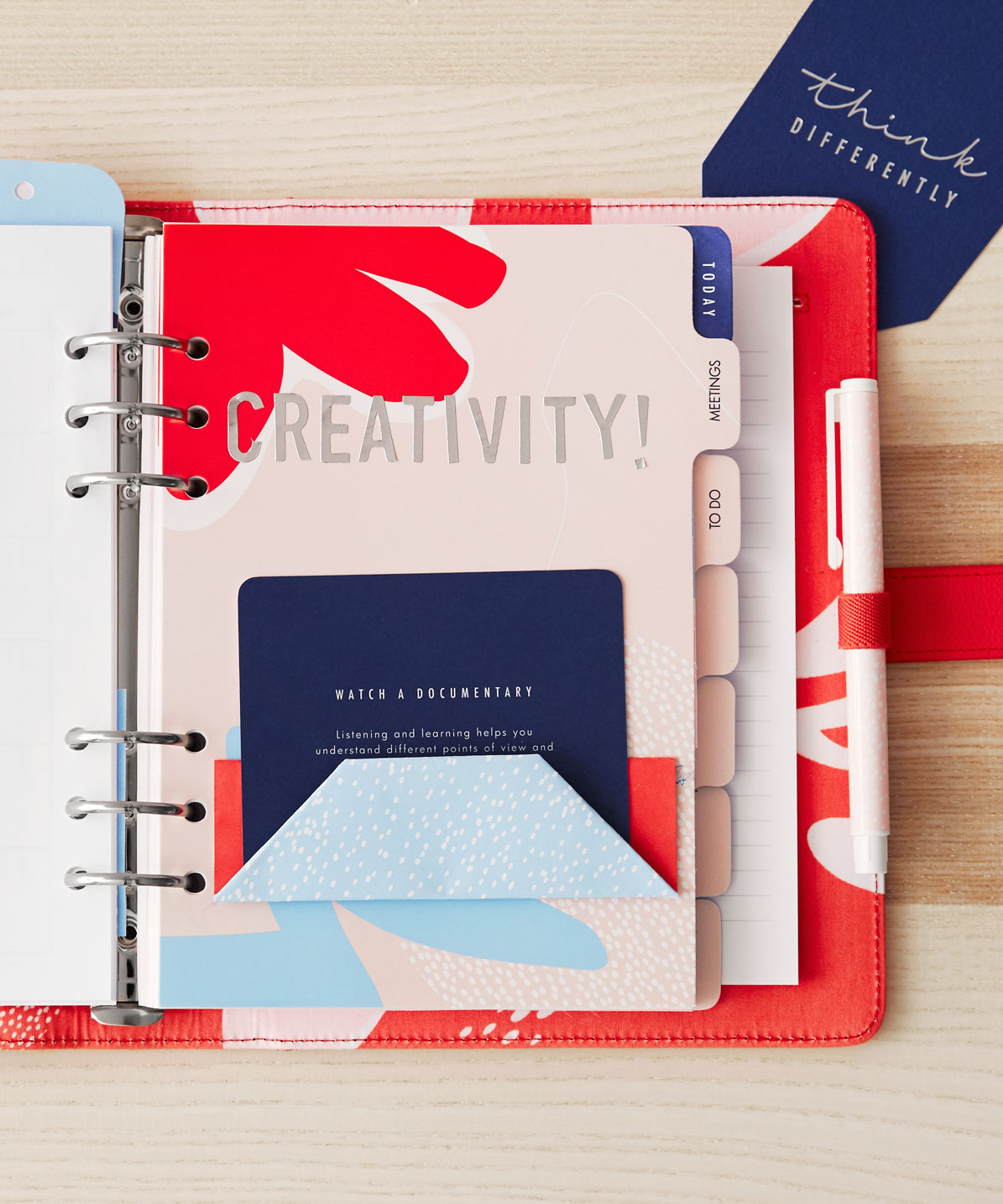 Be inspired to decorate your kikki.K Planner