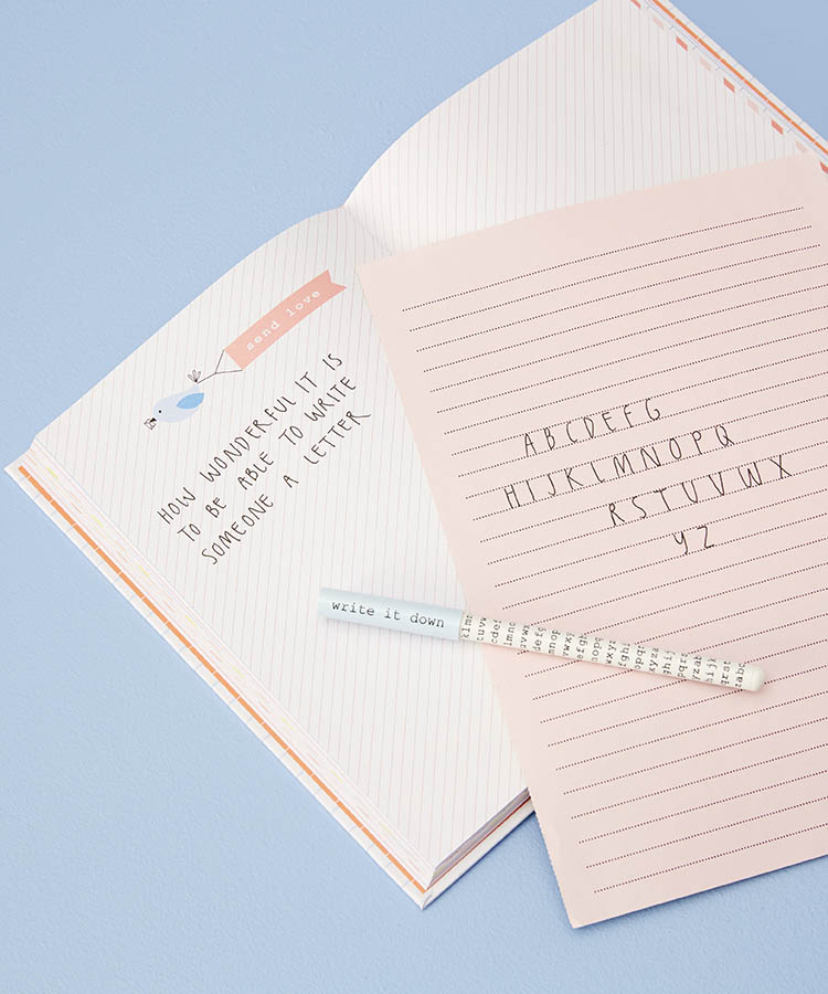 How to do kikki.K handwriting