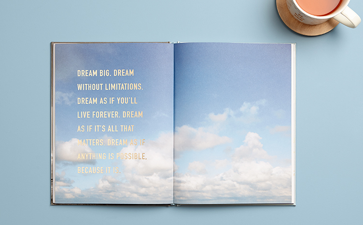 Discover the power of dreams
