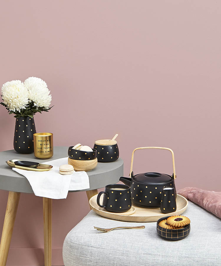 Create a mindful space at home with these homewares