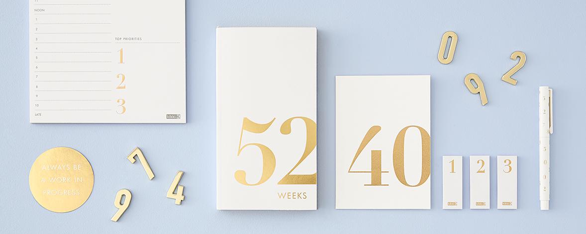 52 Weeks Journal
