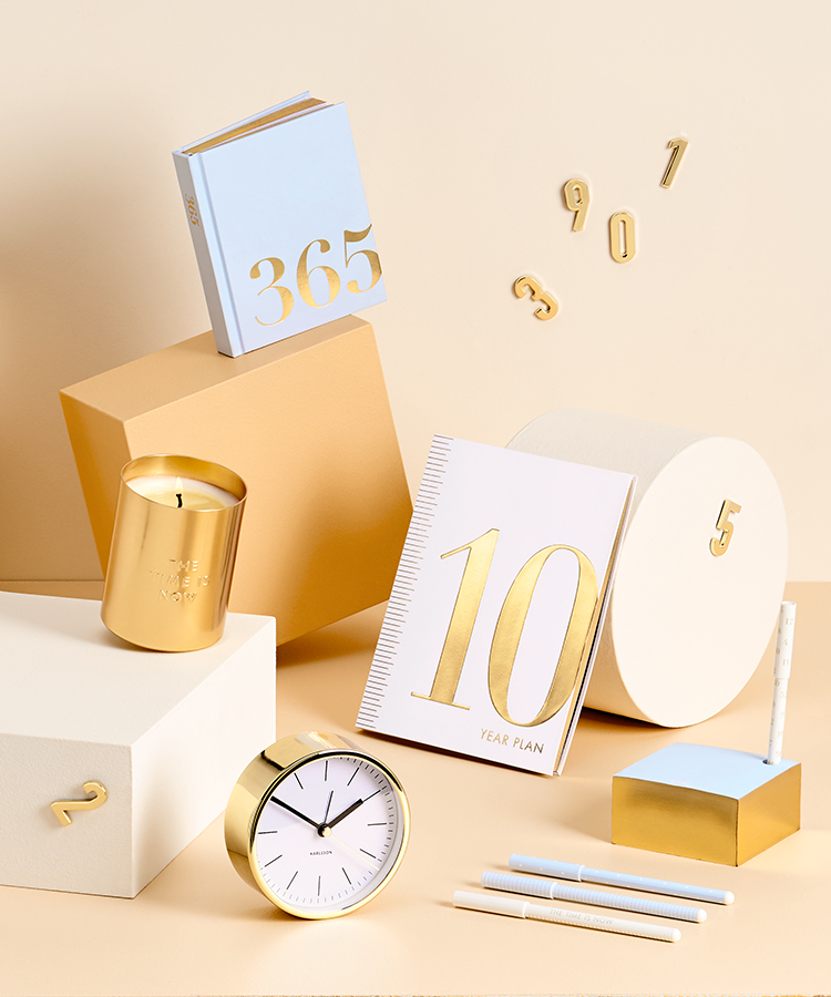 Discover stationery to help you make the most of every moment