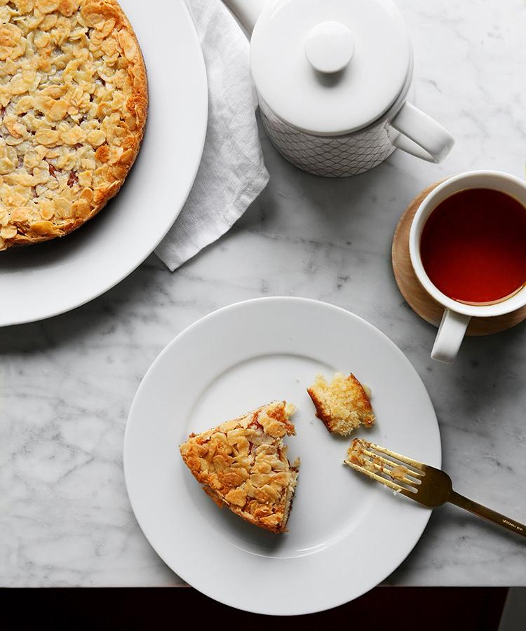 How to make Swedish Toska Cake