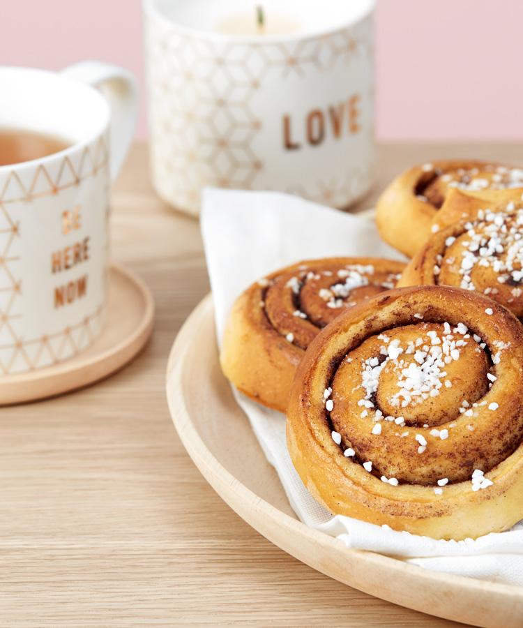 Celebrate with this Cinnamon Bun Day recipe