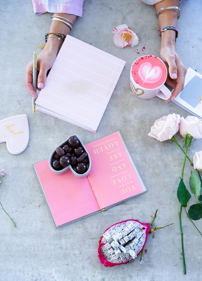 kikki.K Gratitude Journal. Image by Taline Gabriel.