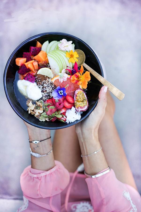 Breakfast bowl by Taline Gabriel