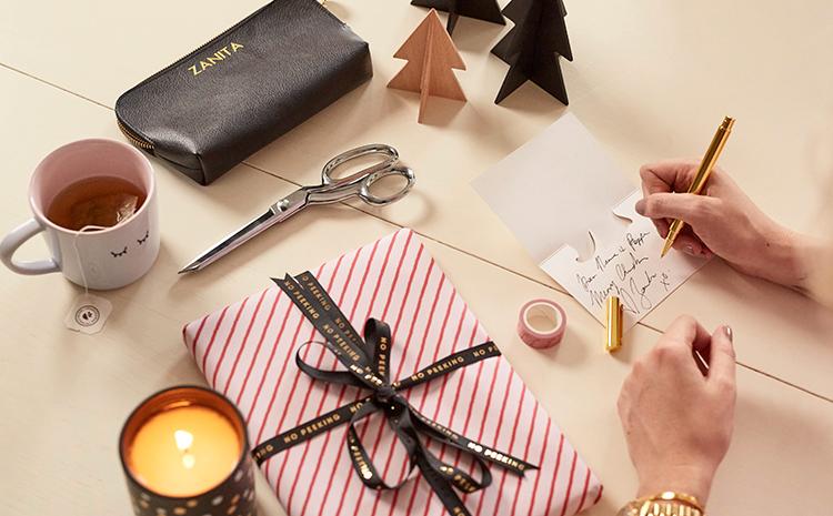 Discover Zanita's favourite kikki.K gift ideas for Christmas