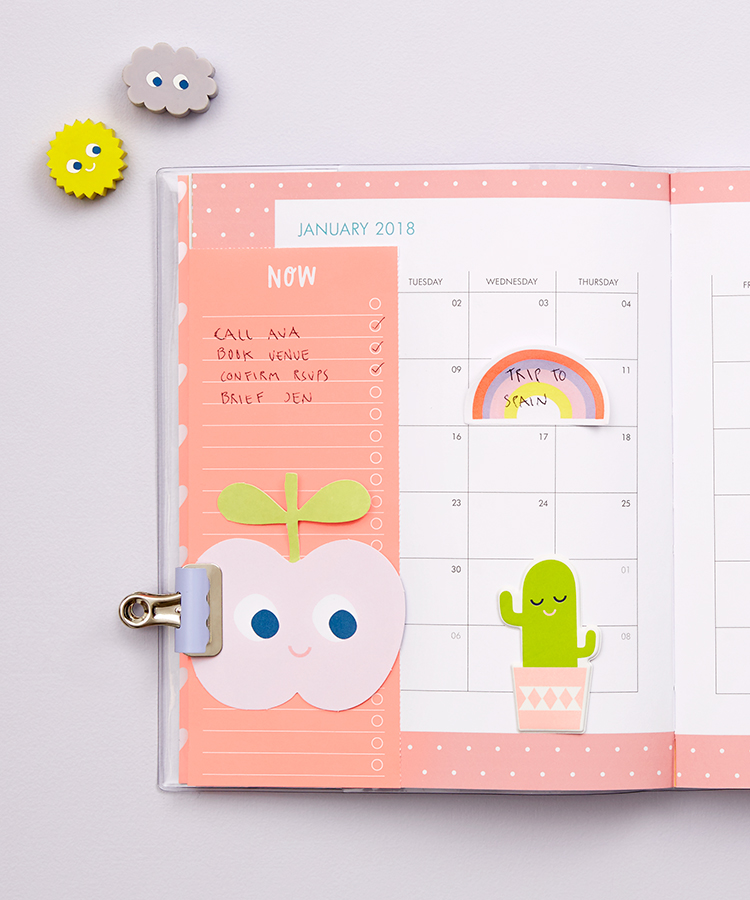 How to decorate your kikki.K Cute Diary