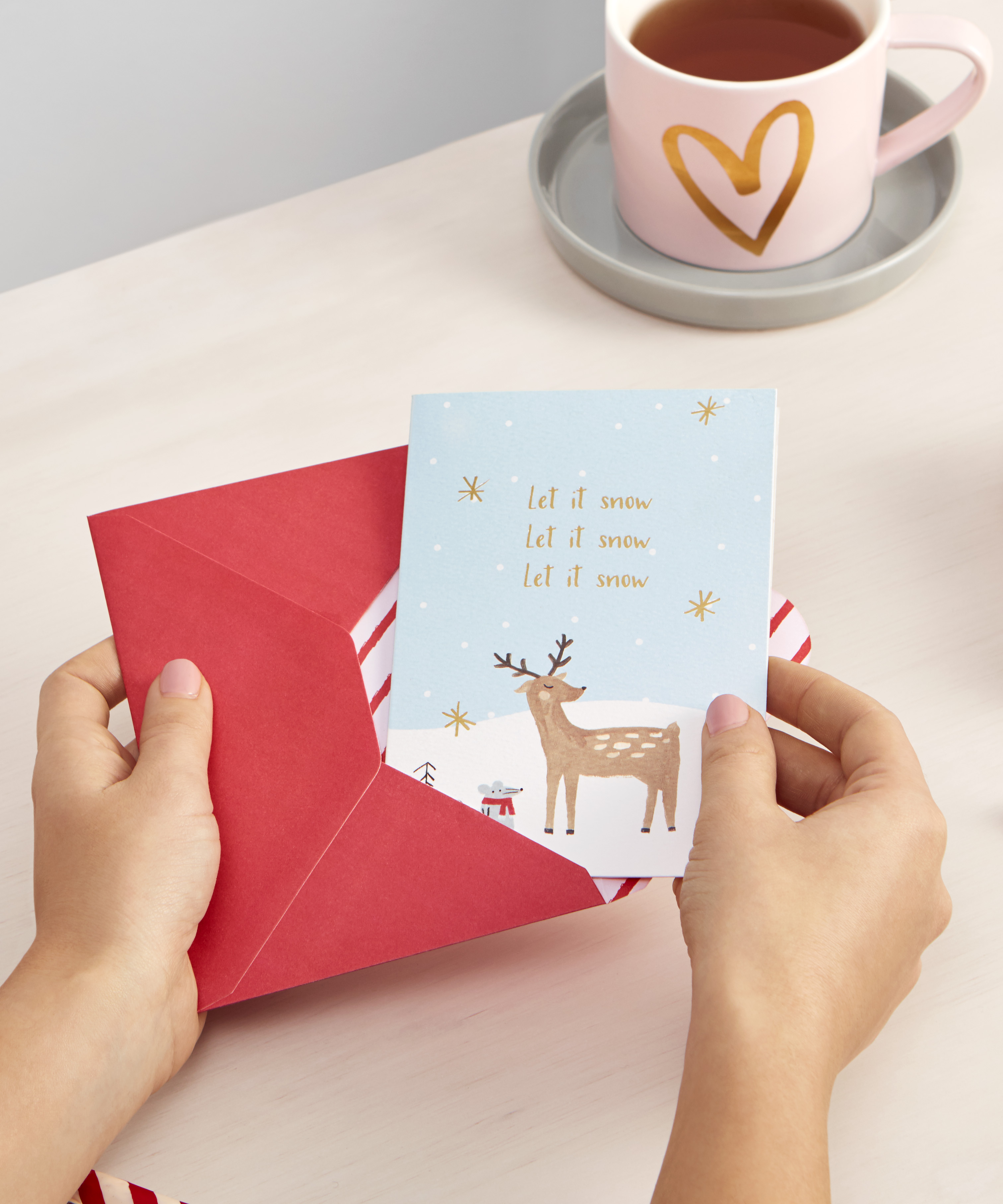 Be inspired with our card writing tips