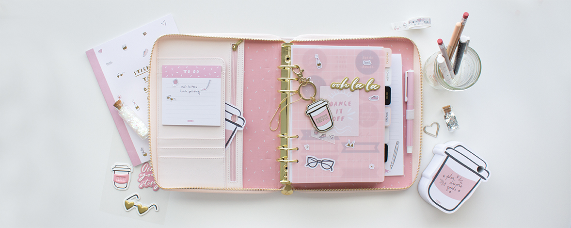 kikki.K Own Your Story Planner