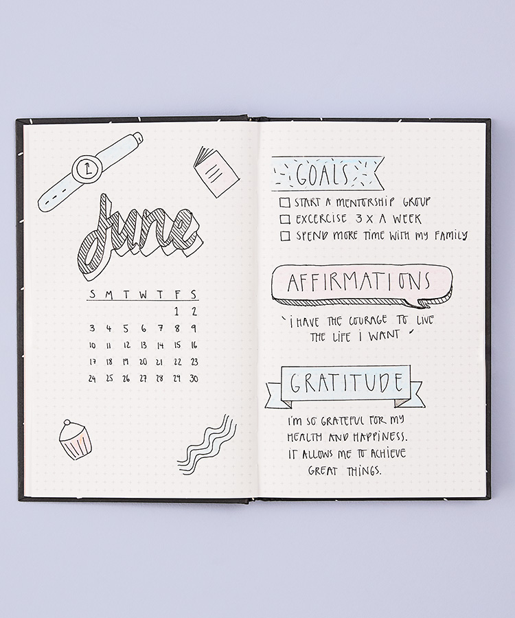 Bullet Journal Ideas |kikki.K