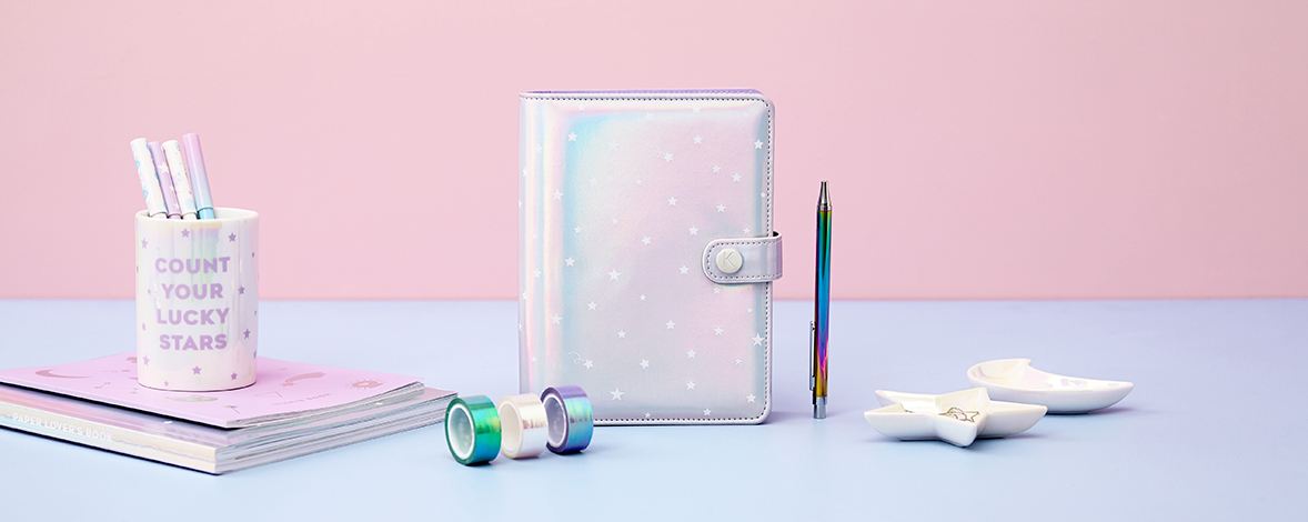 How to decorate your kikki.K planner