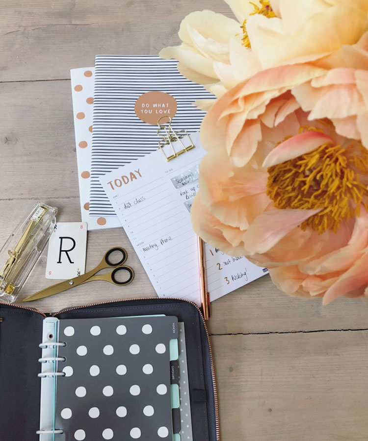 How to get organised with RVK Loves
