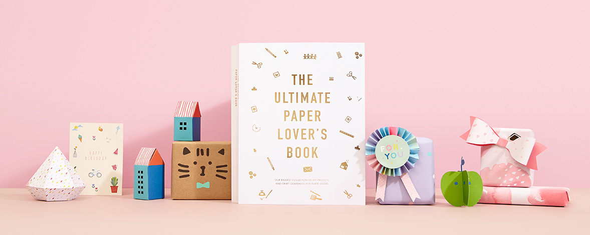 Introducing the kikki.K Ultimate Paper Lover's Book
