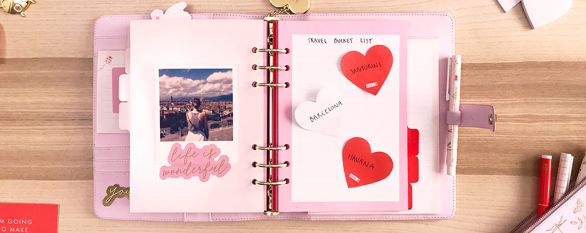 How to Decorate your Planner and Make Life Wonderful