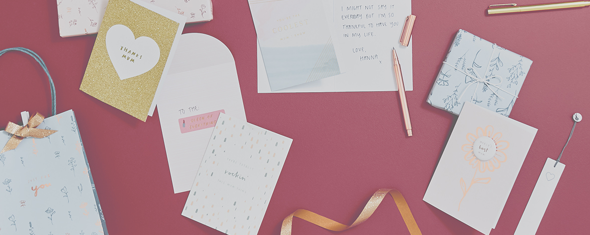 Mother's Day Card Writing Tips