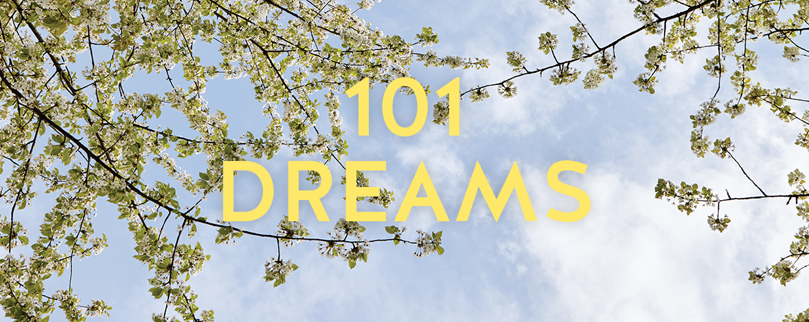 Bonus Dreaming Exercise: Listen to Kristina Karlsson's 101 Dreams Exercise & Start Working Towards Living Your Dream Life Today – Your Dream Life Podcast Bonus Episode