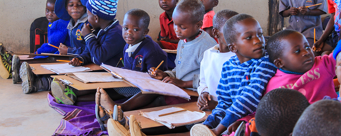 Teachers Working Towards a Better Future – Hear From Two Teachers Changing Lives in Rural Zimbabwe