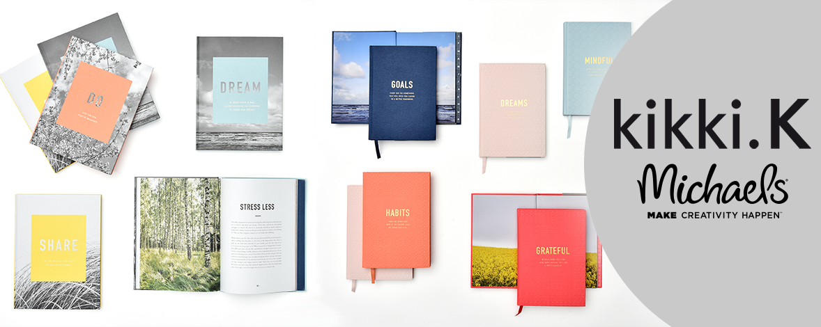Exclusive kikki.K product range – now available at Michaels!
