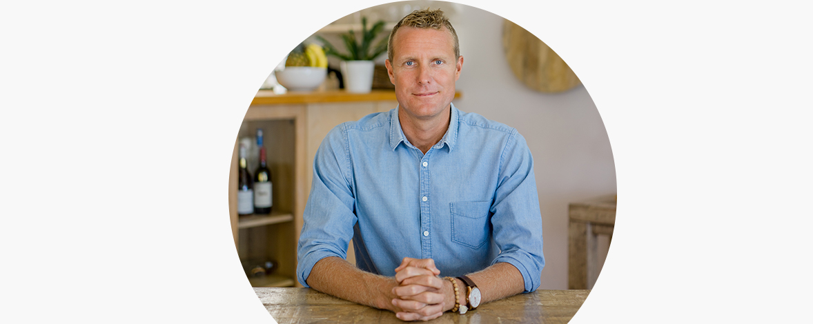 James Colquhoun: Eating for Wellness, Shifting Your Mindset and Listening to Your Body – Your Dream Life Podcast Episode 31